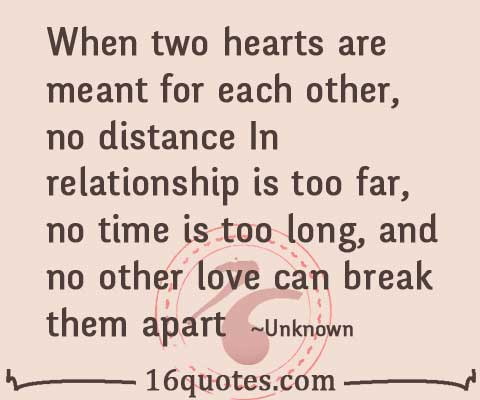 on a break in relationship quotes