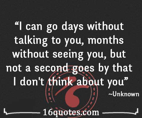 Funny I Think I Love You Quotes : Thinking Of You Quotes & Sayings Thinking Of You Picture Quotes
