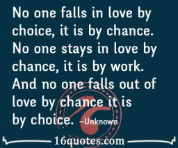 falls in love by choice quote