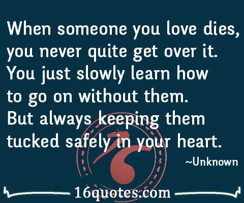 tucked safely in your heart quote