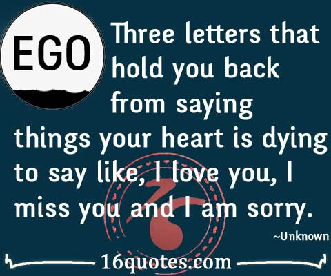 I love you, I miss you quote