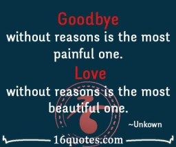 love without reasons quotes