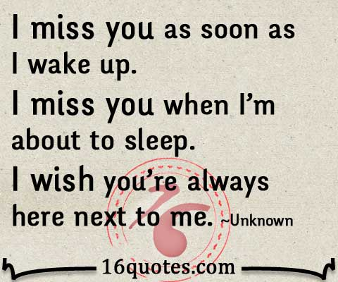 miss you always quotes