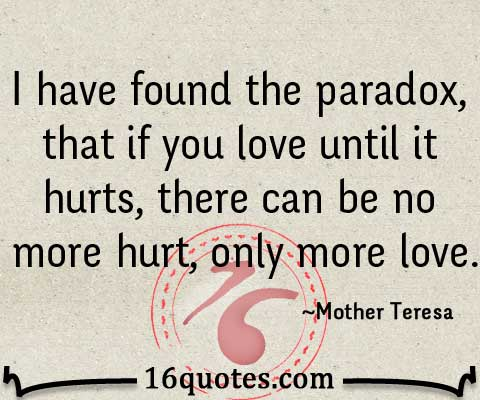 I Love You More Quotes : No More I Love You Quotes