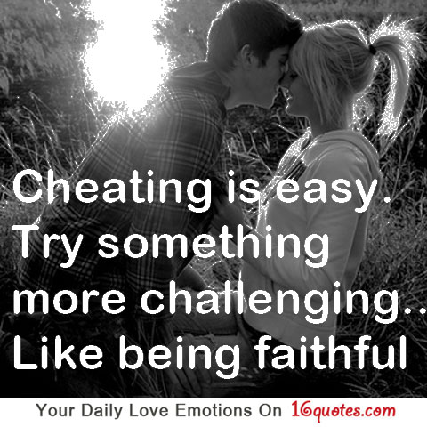 Love Quotes  Pictures on Faithful Love Quote