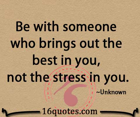Be with someone quotes